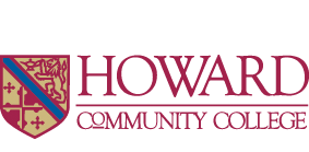 Howard Community College - Health Sciences and Continuing Education Logo