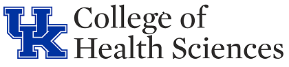 University of Kentucky - College of Health Sciences Logo