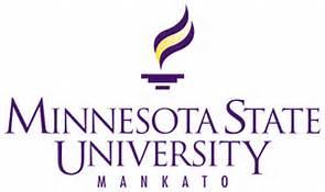 Minnesota State University - Mankato Logo
