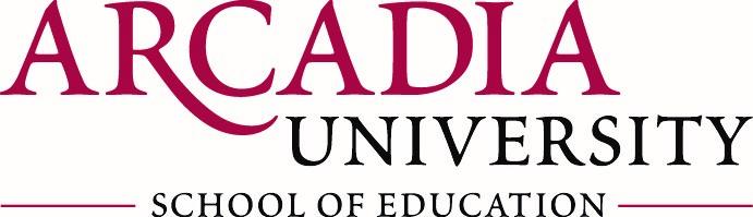 Arcadia University - Education Logo