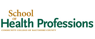 Community College of Baltimore County - Health Professions Logo